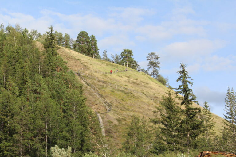 Тур на Ленские столбы