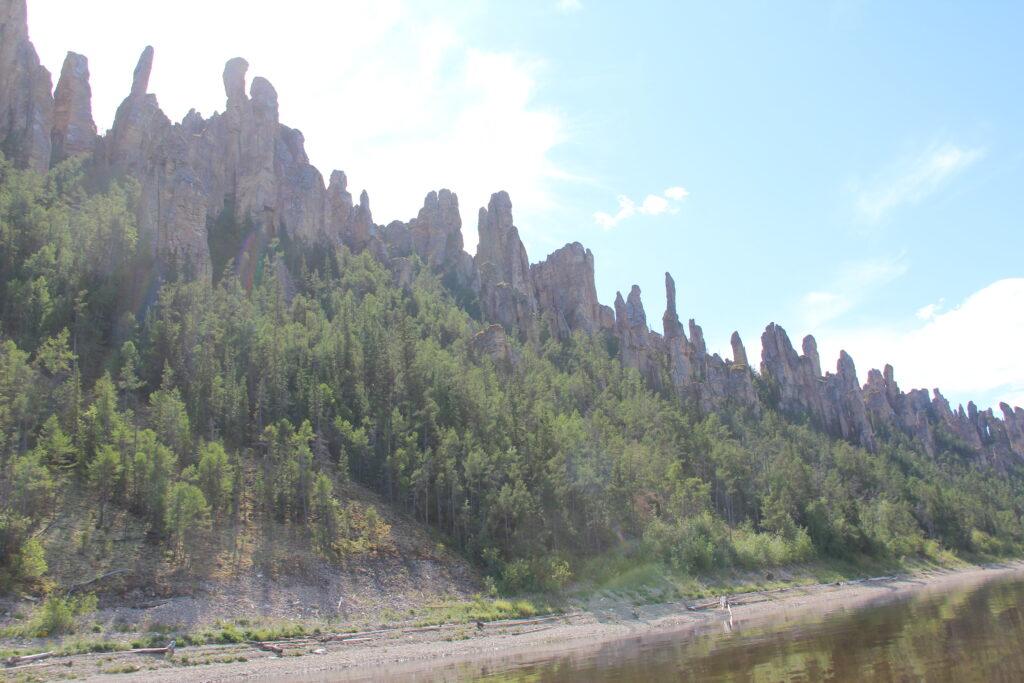Ленские столбы, Lena pillars
